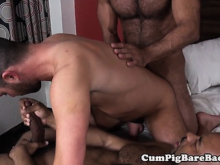 Asslick (Gay),Bareback (Gay),Blowjob (Gay),Gays (Gay),HD Gays (Gay),Muscle (Gay) Mature bear...