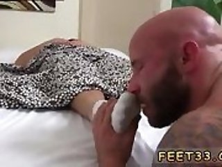 feet,fetish,sleeping,teasing,softcore,foot fetish,fetish sex,gay Drake Gets Off On...