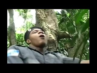 Anal,Outdoors,Bareback,gay yummy In The Jungle