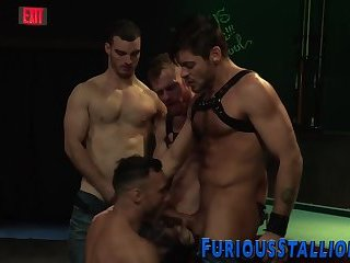 Ripped dudes suck...