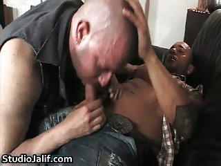 gay Jorge Blanco and...