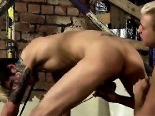 Gay male porn...