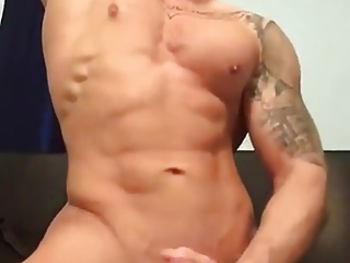 Men (Gay);Gay Porn (Gay);Amateur (Gay);Masturbation (Gay);Sitting;Rubbing Sitting on a...