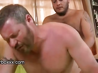 Bareback (Gay);Daddies (Gay);Muscle (Gay);Bearboxxx (Gay);Volume Hairy and Raw...