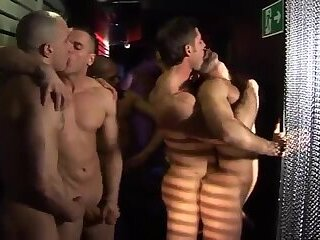 Anal,Hunks,Blowjob,group sex,muscle,gay Hustlers