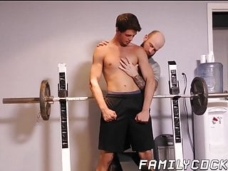 Twink (Gay);Big Cock (Gay);Blowjob (Gay);Daddy (Gay);HD Videos;Anal (Gay) Hairy dad drills...