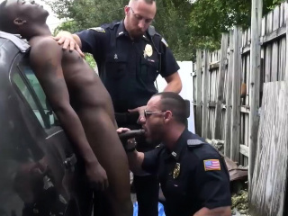 Black Gays (Gay),Gays (Gay),HD Gays (Gay),Interracial (Gay),Outdoor (Gay),Twinks (Gay) Hot police cock...