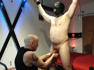 european;bdsm;cbr;toys;master-slave;czech;bondage;balls;nipples;tt,Euro;Gay;Reality At noon (Part 1)