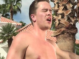 Anal,Big Cock,Outdoors,hardcore,studs,hung,muscled,gay Lucas Knight...