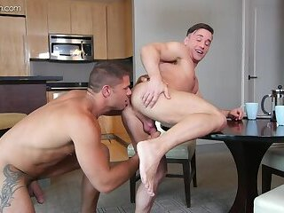 Anal,Hunks,Rimming,hardcore,muscle,gay Tyler Roberts,...