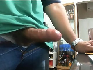 Amateur,Masturbation,Solo,gay Daddy Wanking and...
