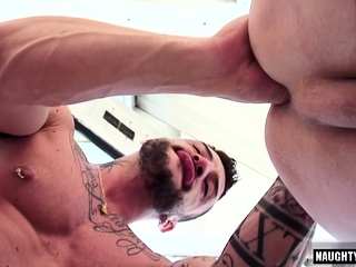 Amateur (Gay),Big Cocks (Gay),Gays (Gay),Muscle (Gay) Big dick gay anal...