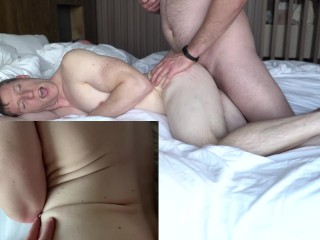 fuck-me-daddy;daddy;twink;raw;anal;gays-boys,Bareback;Daddy;Muscle;Gay;Bear;Reality;Amateur;Rough Sex Buck The Bull...