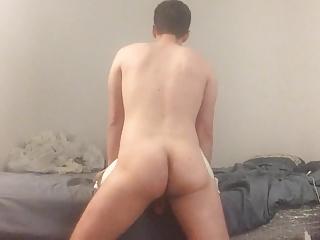 Bed hump bouncing...