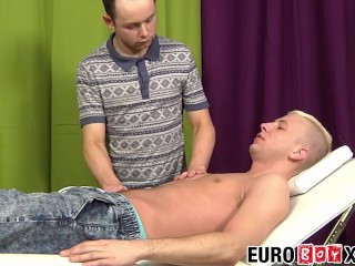 euroboyxxx;twink;euro;young;men;massage;anal;blowjob;cumshot;uncut;hardcore;big;dick;big;cock,Twink;Big Dick;Pornstar;Gay,Deacon Hunter Horny blond Euro...