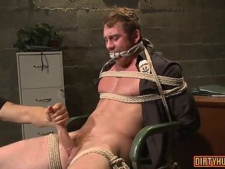 Bondage,Domination,Fetish,gay,bdsm,foot fetish,muscled Muscle gay foot...
