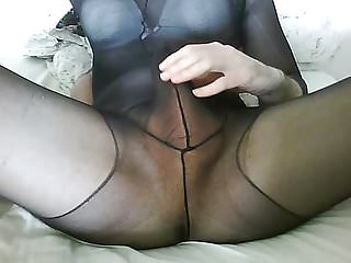body pantyhose...