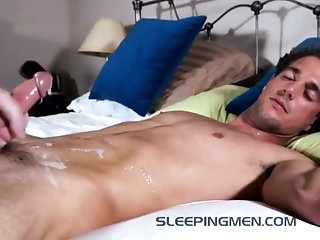 Fetish,Handjob,studs,gay Sleeping Cooper...