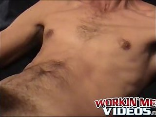 Cumshot,Amateur,Masturbation,Solo,Mature,big dick,hairy,workinmenvideos,gay Horny old man is...