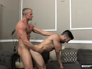 Blowjob (Gay),Gays (Gay),Hunks (Gay),Men (Gay) Latin gay anal...
