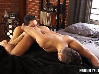 Anal,Latinos,gay,studs,latin,muscled Latin gay anal...