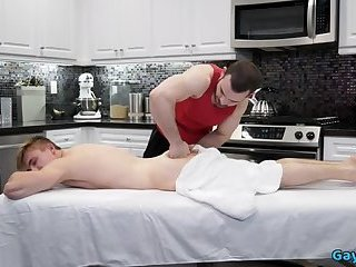 Anal,Massage,gay,muscle,gay anal,seduce Muscle gay anal...