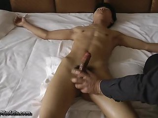 Asian,Bondage,Handjob,Twinks,gay Slim Is Perfect