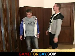 gay Hetero taxi...