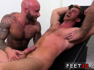 BDSM (Gay),Fetish (Gay),Gays (Gay),Twinks (Gay) Jerk room foot...