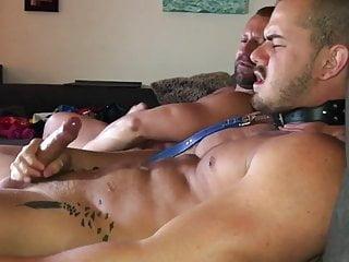Bareback (Gay);Big Cock (Gay);Muscle (Gay);Sex Toy (Gay);Couple (Gay) COUPLE FUCKING...