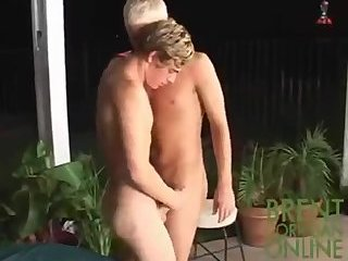Anal,Amateur,Outdoors,Rimming,gay Brent Soccor Boi