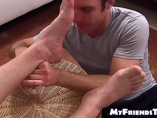 Feet,Mature,hunk,foot fetish,socks,Muscular, toes, feet licking, soles,MyFriendsToes,Bare Feet,gay Muscular hunk...