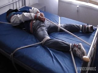 Twink (Gay);Amateur (Gay);BDSM (Gay);Gay Boy (Gay);Gay Bondage (Gay);German (Gay);HD Videos old bondage clip