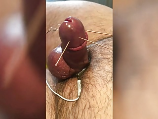 BDSM (Gay);Sex Toys (Gay);HD Gays;Subject Subject G cock estim
