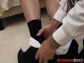 Undies mormon...
