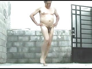 Man (Gay) NAKED MAN 01
