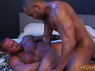 Anal,Hunks,gay,ass,bear,fuck,muscle Muscle bear anal...