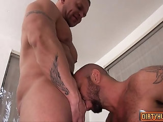 Anal,Hunks,Rimming,gay,69,muscle Muscle gay anal...