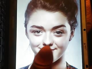 Maisie Williams...