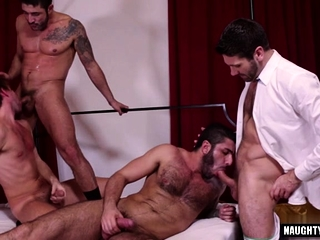 Bears (Gay),Blowjob (Gay),Fetish (Gay),Gangbang (Gay),Gays (Gay),Group Sex (Gay),Masturbation (Gay),Men (Gay),Muscle (Gay) Hairy bear...