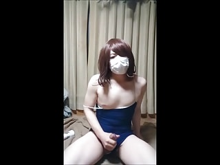 Asian (Gay);Crossdressers (Gay);Handjobs (Gay) Asian CD M55