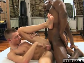 cutlerx;bigdick;interracial;muscle,Big Dick;Gay;Interracial Cutler X and his boy