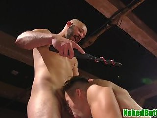 Anal,studs,wrestling,hung,muscled,gay Doggystyled stud...