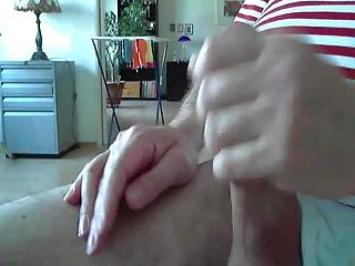 Amateur (Gay);Big Cocks (Gay);Handjobs (Gay);Masturbation (Gay);Webcams (Gay) Jerking for my Ex