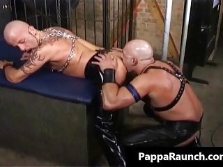 gay Kinky muscled...