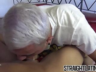 Cumshot,Big Cock,Pov,Blowjob,Bareback,gay,twink,latino,straight turned gay,StraightLatino,HD Latino fucked...