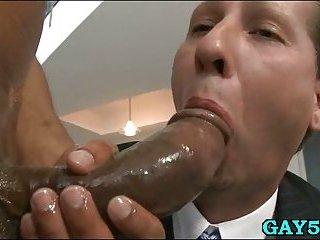 gay Buddy  gets ass...