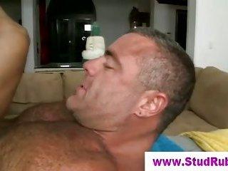 gay Gay masseur...