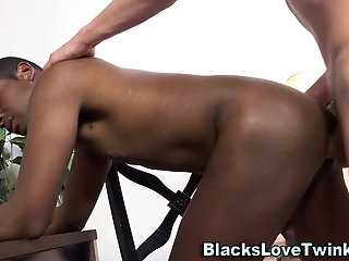 Anal,Amateur,Ebony,Interracial,Twinks,gay Anally toyed...