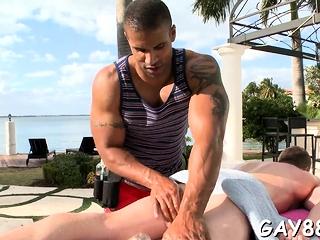 Gays (Gay),Hunks (Gay),Massage (Gay),Outdoor (Gay) Unfathomable hawt...